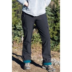 Eddie Bauer Polar Fleece Line Pants